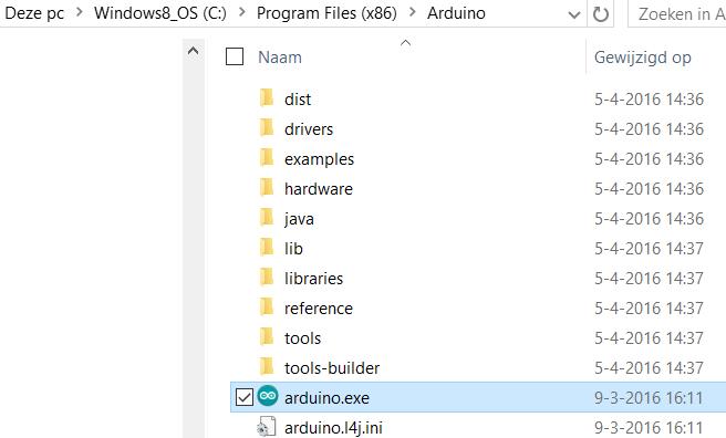 Arduino.exe
