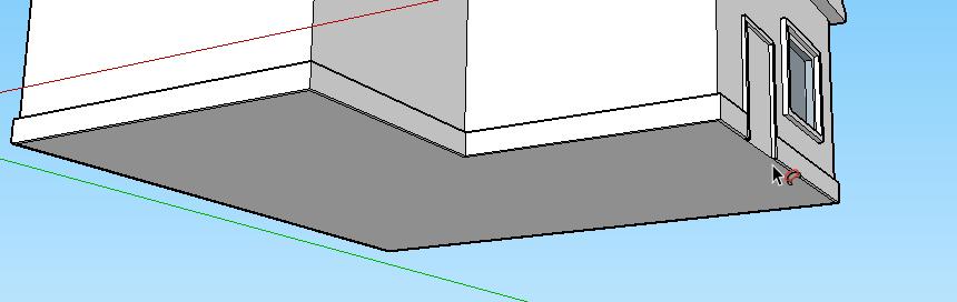 creating an edge 3